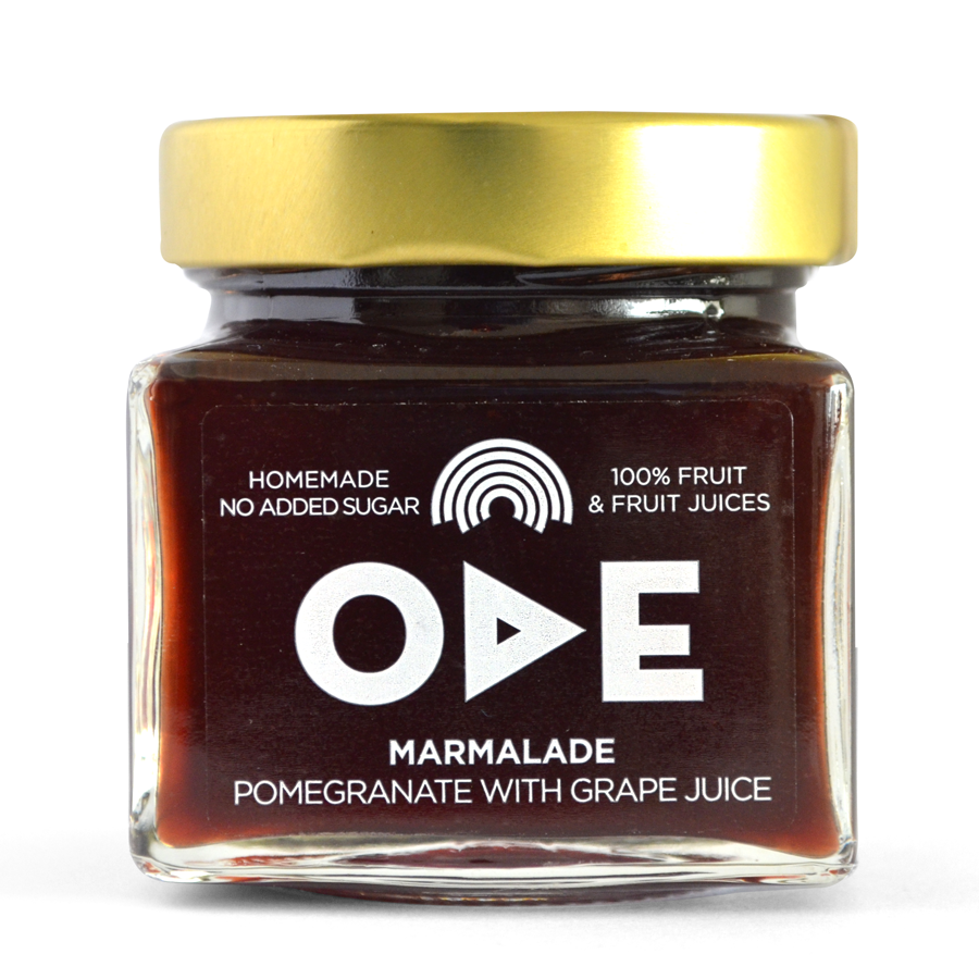 MARMALADE POMEGRANATE-GRAPE JUICE